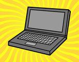 Desenho Computador portátil pintado por daniel12