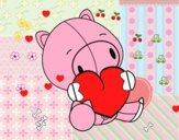 Porco apaixonado