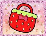 Bolsa de morango