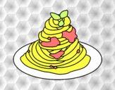 Esparguete à bolonhesa