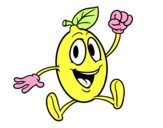 Limão feliz