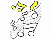 Notas na escala musical