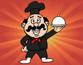 Cozinheiro italiano