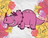 Dinossauro Tricerátopo