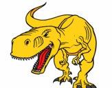 Tiranossaurus Rex aborrecido
