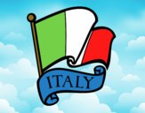 Bandeira da Itália