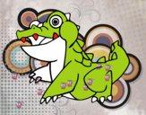 Crocodilo-de-água-salgada