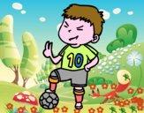 Jogador número 10