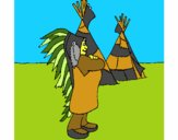 Índio chefe