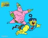 Bob Esponja - Super Maneiríssimo e Invencibolha