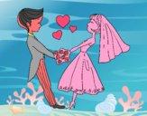 Casado e no amor