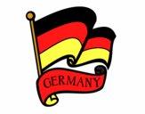 Bandeira da Alemanha
