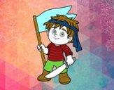 Pirata Grumete