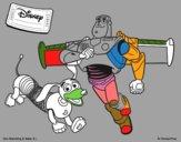 Buzz e Slinky