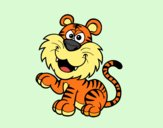 Tigre-de-bengala