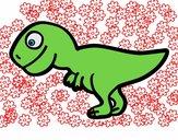 Tiranossauro rex jovem