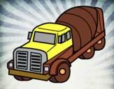 Caminhão betoneira