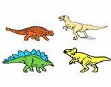 Dinossauros de terra
