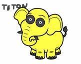 Elefante-da-savana