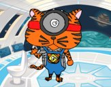 Tigre Minion