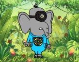 Elefante Minion