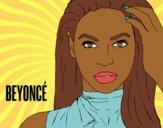 Desenho Beyoncé I am Sasha Fierce pintado por AndressaBR