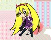 Hatsune Vocaloid