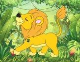 Filhote do leão