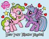 Pony Melhores amigos para sempre