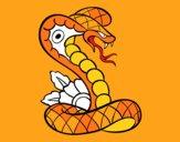 Tatuagem de cobra