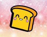 Tosta de pão