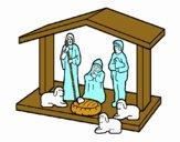 Manjedoura de natal