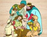 O nascimento de jesus