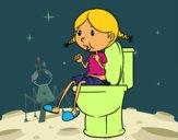 Usar o banheiro