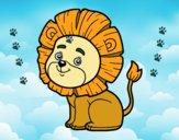 Leão jovem