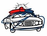 Carro de polícia