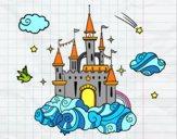 Castelo tra la nuvole