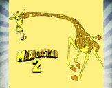 Madagascar 2 Melman 2
