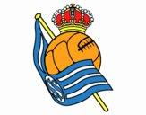 Emblema do Real Sociedad de Fútbol