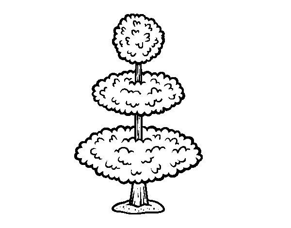 Desenho de Alta de jardinagem para Colorir