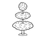 Desenho de Alta de jardinagem para colorear