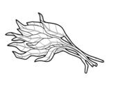 Desenho de Bando de espinafre para colorear