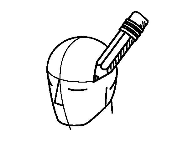 Desenho de Classe de desenho para Colorir