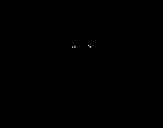 Dibujo de Coelho em uma concha
