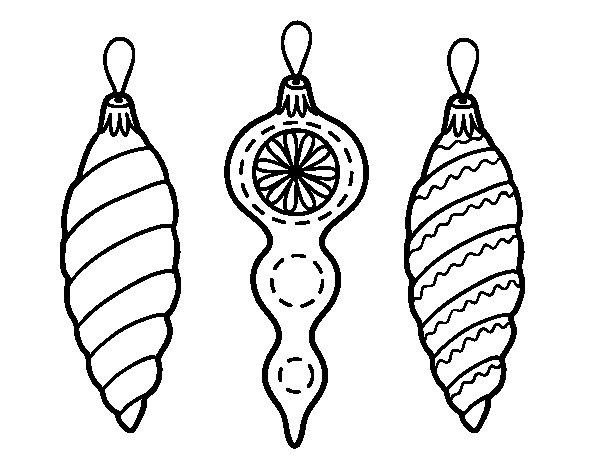 Desenho De Decorações De Natal árvore De Natal Para