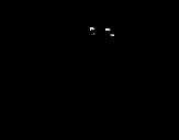 Desenho de Disfarce de drácula para colorear
