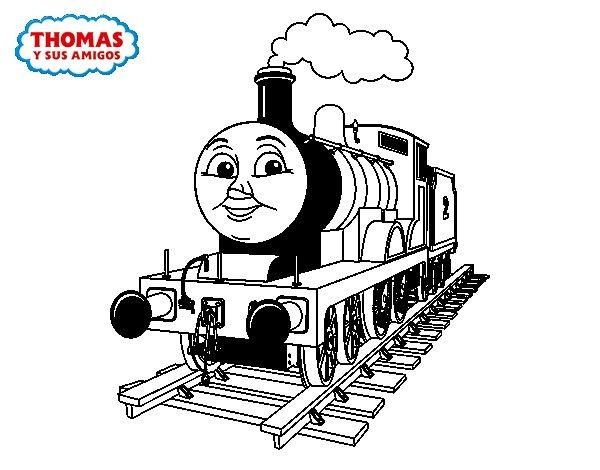 Desenho de Edward para Colorir