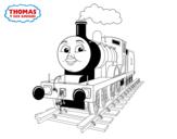 Desenho de Edward para colorear