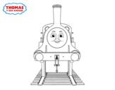 Desenho de Emily de  de Thomas e seus amigos para colorear