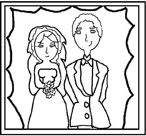 Desenho de Fotografía para Colorir